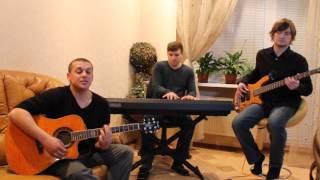 Группа ХоЖаЙ - Представь себе (А.Абдулов cover) (Живьё)