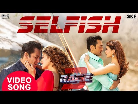 Selfish Song Video Out - Race 3 | Salman Khan, Bobby, Jacqueline | Atif Aslam, Iulia Vantur | Vishal