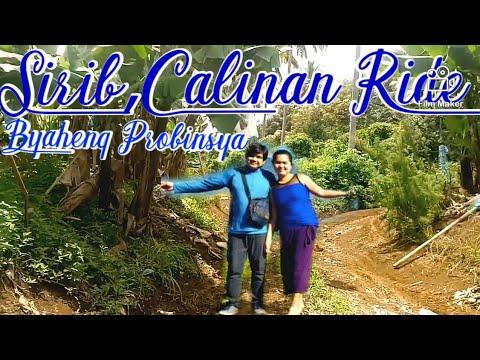Sirib,Calinan Ride