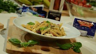 Paste cu muschiulet, mozzarella si vinete • Bucataria Lidl cu Chef Florin