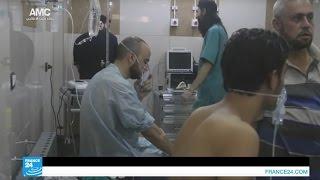 غاز الكلور ..سلاح فتاك في معارك حلب