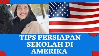 PERSIAPAN (Armaya Doremi) UNTUK SEKOLAH KE AMERIKA (Plus TOEFL TIPS)