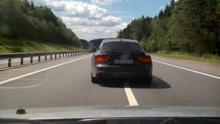 Audi A7 vs Dodge Intrepid