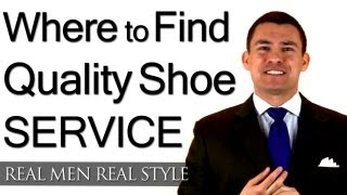 Where To Find A Quality Shoe Shine Service - Why Shoe Shining Has Disappeared - Men