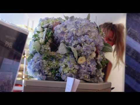 STEPEVI Floral Installation #ChelseainBloom