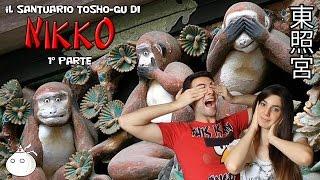 TOKYO VLOGS #28 - Il Santuario Tosho-gu Di Nikko (1° Parte) (ITA)
