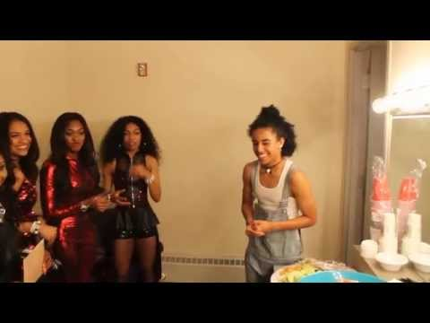Hi-Riz Sings Happy Birthday To Princeton of Mindless Behavior