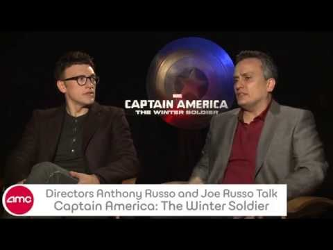 Anthony & Joe Russo Chats CAPTAIN AMERICA: THE WINTER SOLDIER With AMC