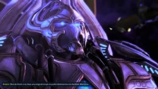 Starcraf 2 Legacy Of The Void #4 Full Campaña- El control de Amon. Shakuras en peligro