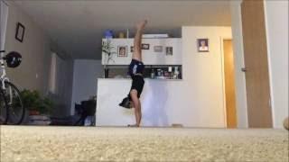 longest handstand