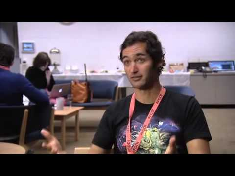 JASON SILVA PANEL: How to Solve the World's Problems in an ...