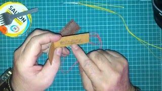 Иглы для прошивки изделий из кожи