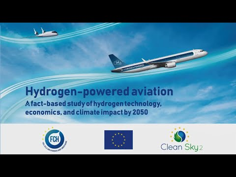Hydrogen-powered aviation: preparing for take-off!