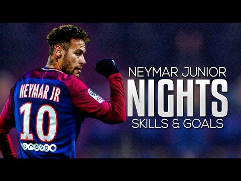 Neymar Jr ► The Nights - Avicii ● Crazy Skills & Goals 2018 | HD