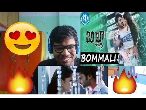 Bommaali Full Video-BILLA|Prabhas,Anushka Shetty|Reaction(BLAST FROM THE PAST)