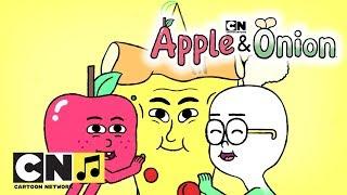 Elma ve Soğan Pizza   Cartoon Network Bayramı  