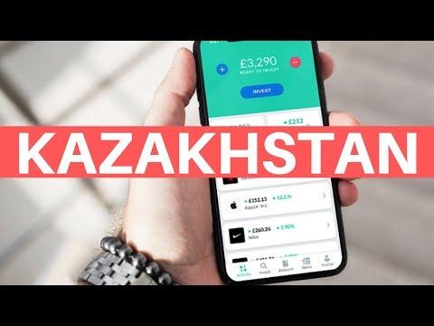 Best Stock Trading Apps In Kazakhstan 2021 (Beginners Guide) - FxBeginner.Net