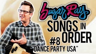 Watch Sugar Ray Dance Party USA video