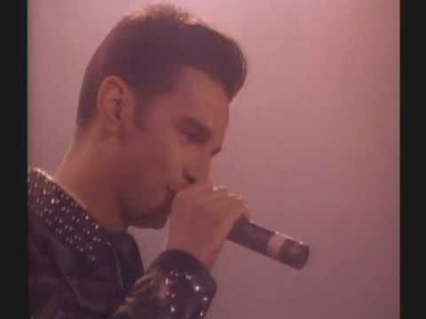 Depeche Mode - Behind The Wheel (Live)1988 USA HQ
