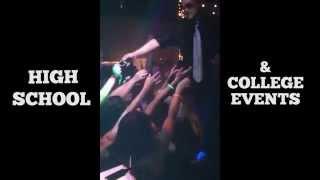 DJ TONY D -5 Star Plus DJ Entertainment #Recent School Event!!!