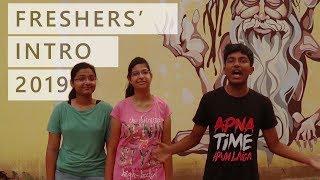 Freshers' Introduction 2019 | BITS Pilani