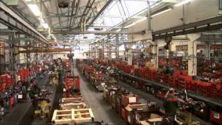 Goldoni Tractor factory