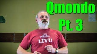 Qmondo Pt3. Q-literoj, tempo kaj politiko.