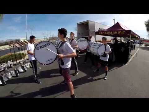 WGI News Crew - Las Vegas Perc/Winds