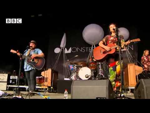 Of Monsters and Men - Little Talks at Glastonbury 2013