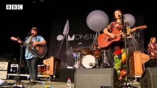 Of Monsters and Men - Little Talks at Glastonbury 2013