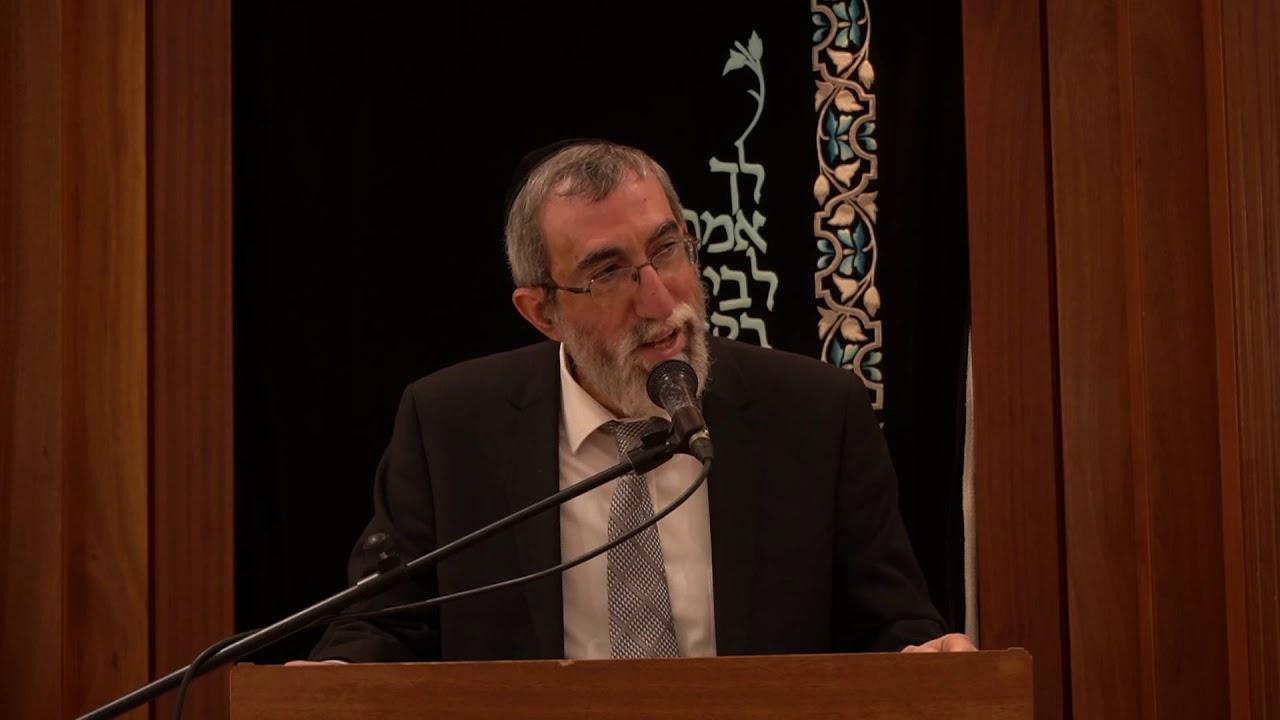 """עו""""ד מנחם דוד - סגן ראש העיר - ערב יום ירושלים - ישיבת רמת גן"""
