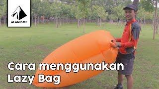 Cara menggunakan Lazy Bag