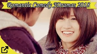 Top 50 Romantic Comedy Japanese Dramas 2018