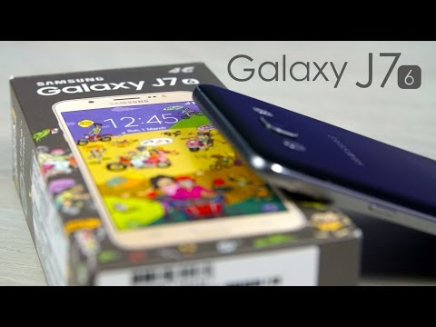 Samsung Galaxy J7 2016 - Unboxing & Hands On!