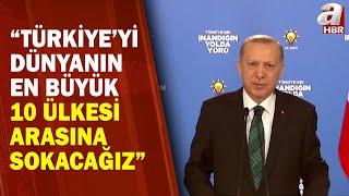 Başkan Erdoğan: Ülkemizi Bu Faşist Siyasetin Eline Bırakmayacağız / A Haber