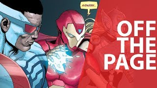 Marvel Legacy What's Next & More - Off The Page