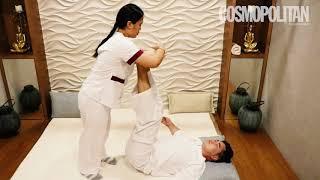 Уроки географии: тайский массаж