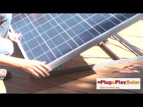 Plug and Play Solar Kits