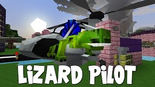 Minecraft - Crazy Craft 2.2 - Lizard Pilot! [41]