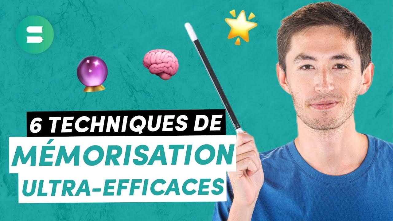 Download 6 TECHNIQUES DE MÉMORISATION idéales pour tout retenir 🧠