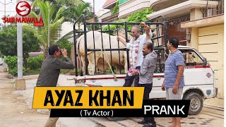 | Prank With Ayaz Khan Tv Actor | By Nadir Ali in | P 4 Pakao | 2020