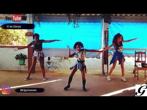 Os Maloca   Perera Dj feat MC Livinho, MC Davi, MC Brinquedo e MC Pedrinho | Coreografia G da dança