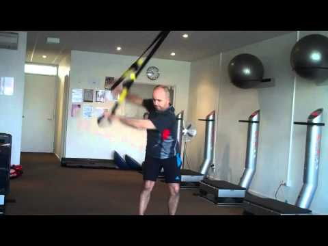 AUSASIA GOLF VIBRABODY PT TRX GOLF FITNESS TRAINING