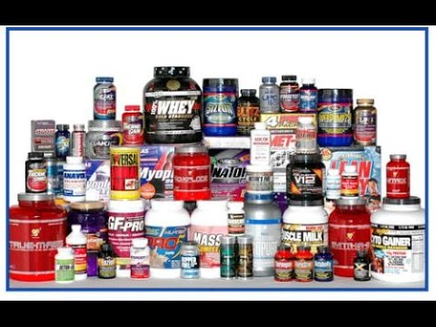 3 Best Supplements For Building Muscle, Burning Fat, and Getting Stronger