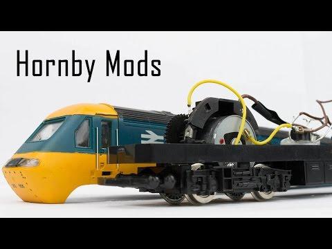 Modifying Locomotives - (February Update)