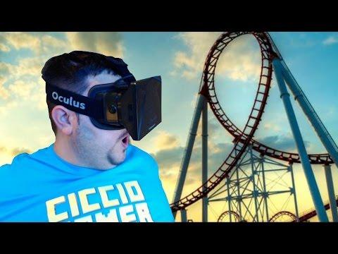 Generate Oculus Rift -Rollercoaster , se vomitaaaaaaaaaaa !!! Pics