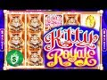 ++NEW Kitty Royals slot machine, bonus