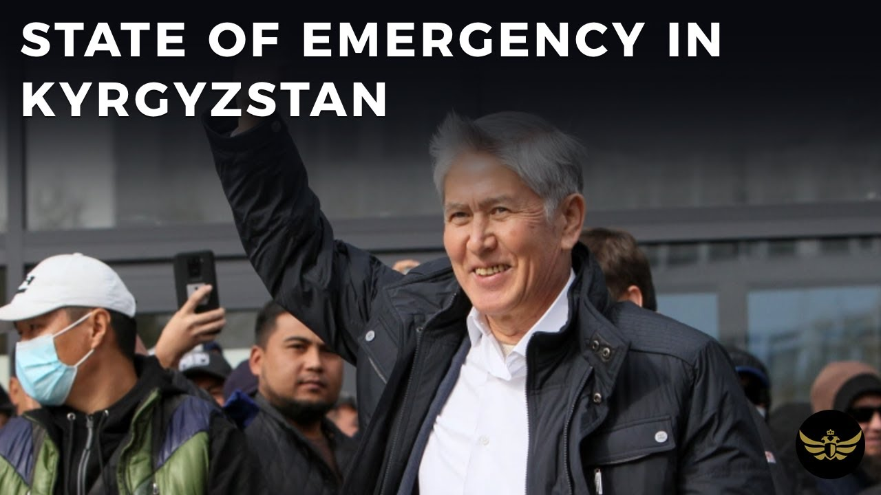 State of emergency in Kyrgyzstan as troubles flare up across Russia's periphery
