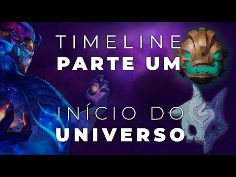 Linha do tempo de League of Legends | Parte 1 thumbnail