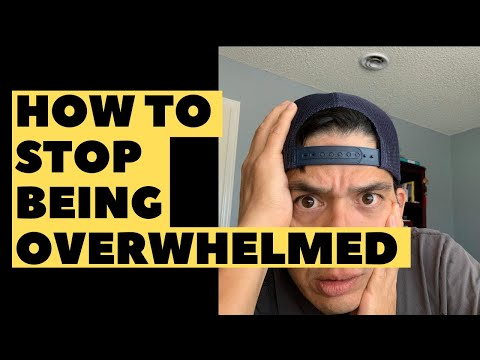 Feel Overwhelmed? These simple strategies will help you get unstuck (AND WIN YOUR DAY)!